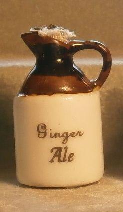 Georgian Flagon of Ginger Ale