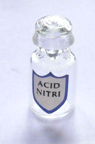 Glass Jar - ACID NITRI