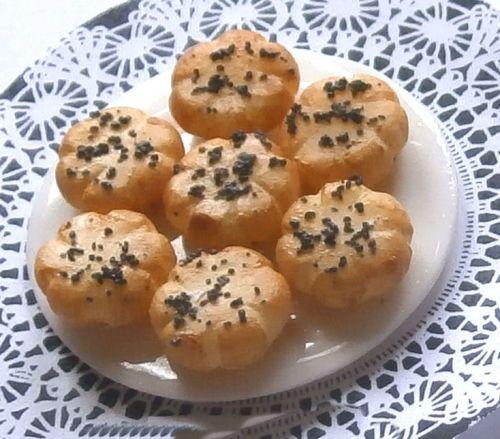 Plate of Danish Pastries
