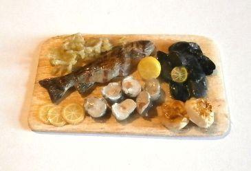 Fresh Fish and Shellfish Board