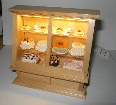 Cake Shop Display Counter