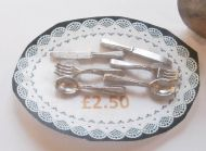 2 Place Cutlery Set