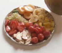 Victorian Fruit Platter