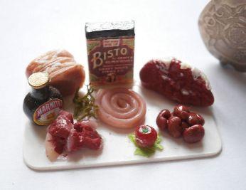 Fresh Meat Display