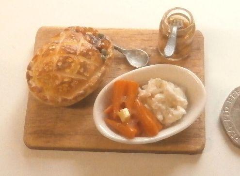Pot Pie with Vegetables
