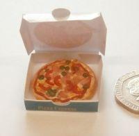 Ham & Tomato Pizza in a Box