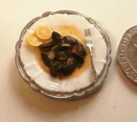 Mussels with Hollandise Sauce