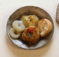 Venison Pie on a Plate