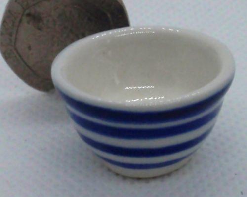 Blue & White Bowl - Large