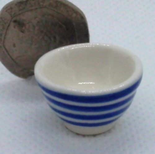 Blue & White Bowl - Medium