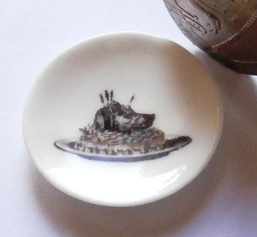 Decorative China Plate