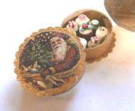 Box of Christmas Cakes