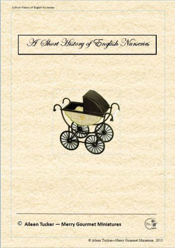 A Short History of English Nurseries