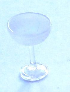 Individual Champagne Glass
