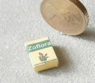 Packet of Zoflora
