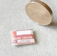 Packet of Wound Dressings