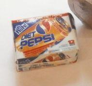 Diet Pepsi Box