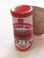 Display Tin of Humbug