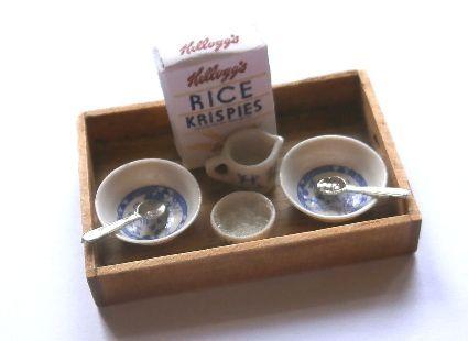 1920 / 1930s Breakfast Tray