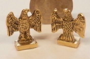 Eagle Bookends