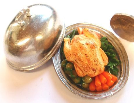 Roast Turkey Platter